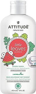 ATTITUDE Little Leaves Science Bubble Wash Watermelon Coco 16 fl oz 473 ml