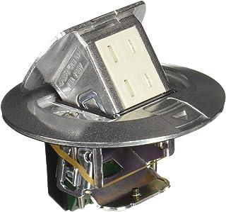 パナソニック(Panasonic) アップコンシルバー丸型 アルミダイカスト製 2個口 DU5140PV