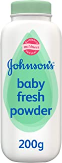 JOHNSON'S, Powder, Fresh Powder, 200g