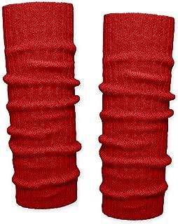 SoulCats 1 Paar Grobstrick Bein Stulpen unifarben in 9 verschiedenen Farben