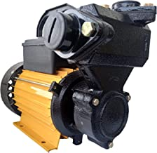 SHARP+ ISI 1 HP SELF Priming Metal MONOBLOCK Pump