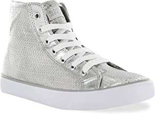 Gotta Flurt Hi Disco II Lace Up Top Sneaker
