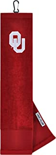 Collegiate Face/Club Embroidered Towel
