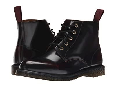 Dr. Martens Emmeline (Cherry Red Arcadia) Women
