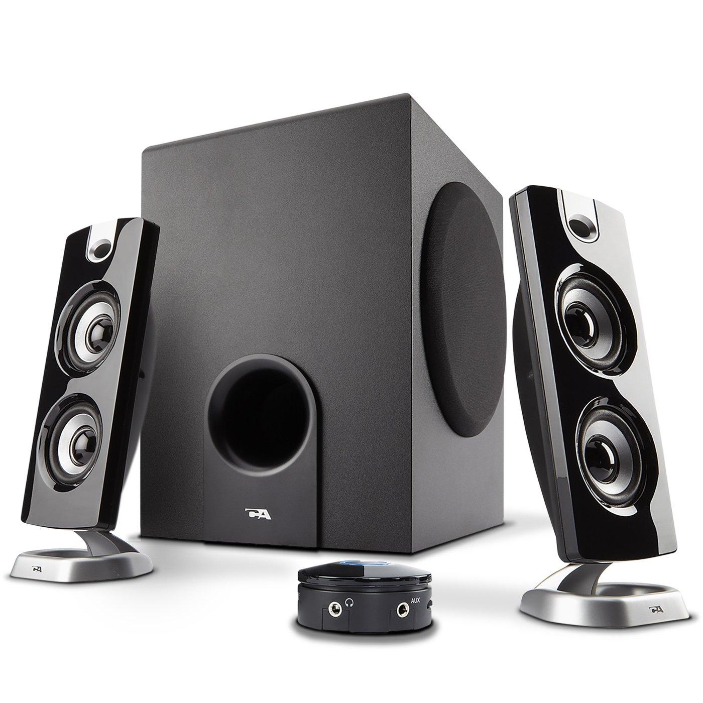 Cyber Acoustics CA 3602FFP Speaker Subwoofer