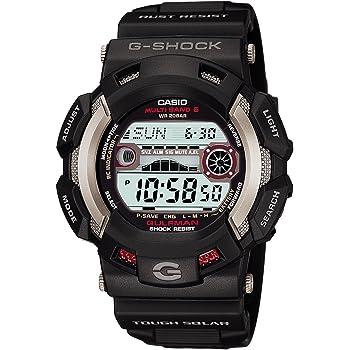 [カシオ] 腕時計 ジーショック GULFMAN 電波ソーラー GW-9110-1JF ブラック