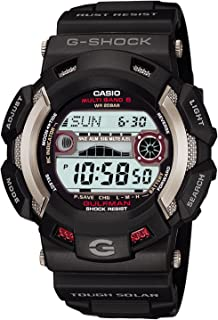 CASIO G-SHOCK GULFMAN Tough Solar Radio Controlled MULTIBAND6 GW-9110-1JF (Japan Import)