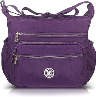 59433ff206 ABLE anti-splash water Shoulder Bag Casual Handbag Messenger bag Crossbody  Bags