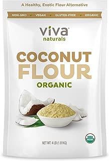Best viva coconut flour Reviews