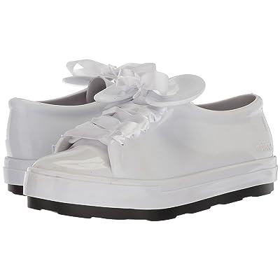 Melissa Shoes Be + Disney (White/Black) Women