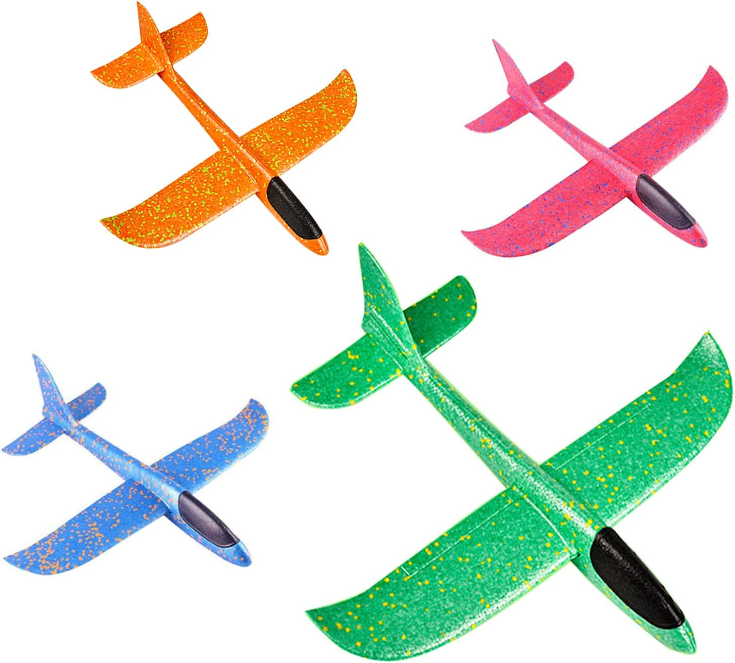 4 Pack Airplane Toys 15