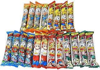 Umaibo, Japanese popular snack food, 20 packs(5 taste×4 packs) No.a131