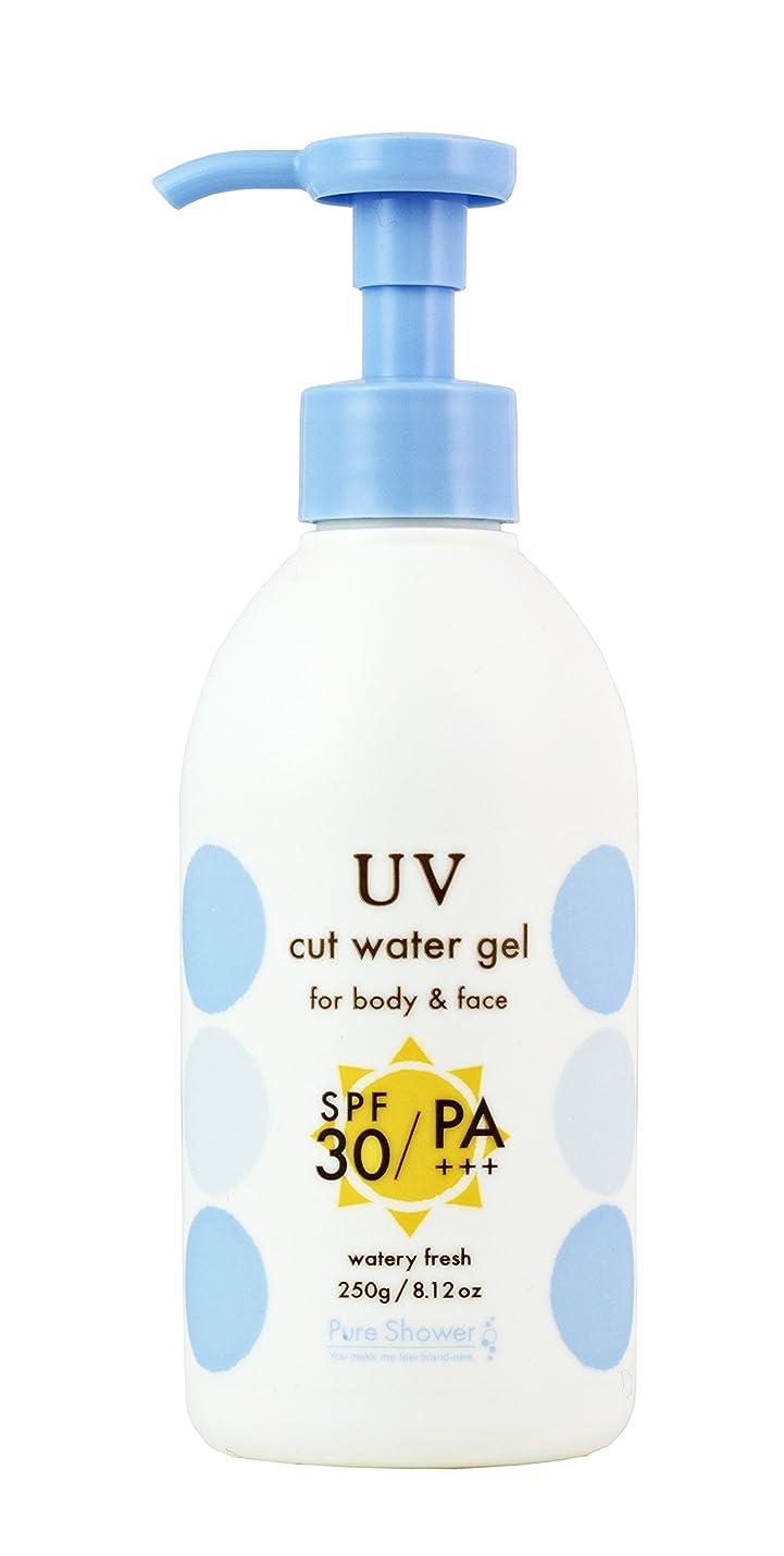 ひどいちょっと待って憧れピュアシャワー UVカットジェル 250g