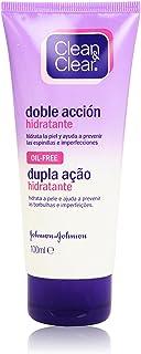 Clean & Clear Hydraterende crème Double Action, per stuk verpakt (1 x 100 g)