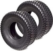 Replaces John Deere 2PK 4PLY Tubeless 16x6.50-8 Turf Tires Fits on Kubota, Toro, Scag, Wright, Exmark Lawn Mower Tractor Rider