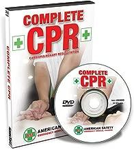 cpr training dvd