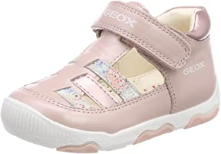 Geox Dziewczęce B New Balu' Girl A Sneaker