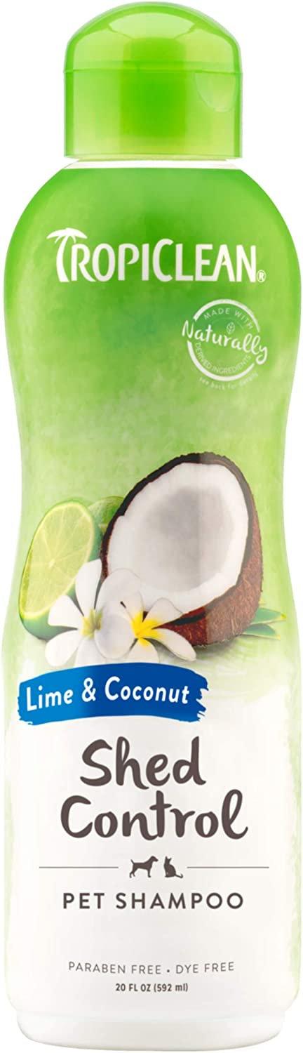TropiClean Shampoo for Pets - Soap & Paraben Free