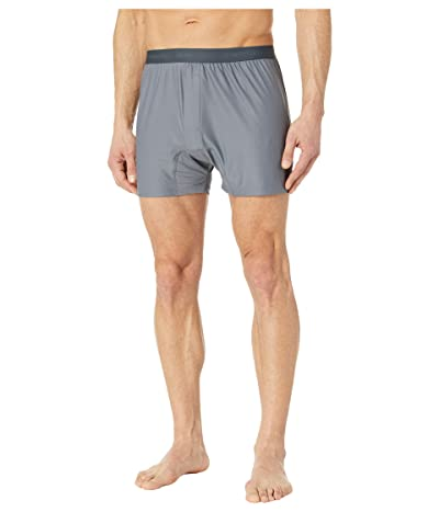ExOfficio Give-N-Go(r) 2.0 Boxer (Steel Onyx) Men