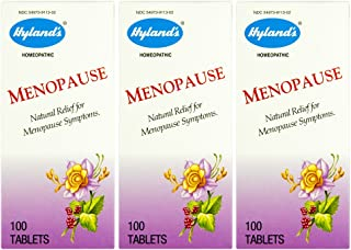 Hyland's Menopause, 100 Tablets (Pack of 3)
