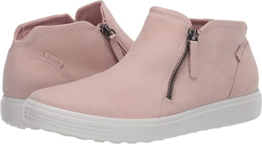 Rose Dust Cow Nubuck