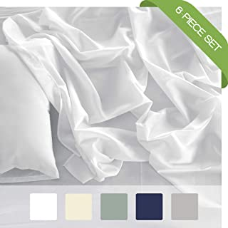 Best bamboo fitted sheets uk Reviews