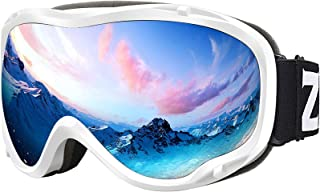 Best Lagopus Ski Snowboard Goggles UV Protection Anti Fog Snow Goggles for Men Women Youth Review