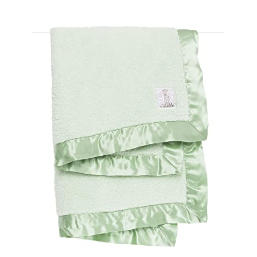 Boxed Girl Lace Swaddle Blanket