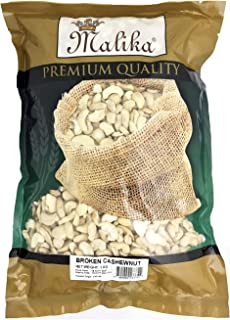 Malika Malika Broken Cashew, 1 kg