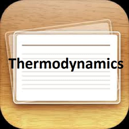 Thermodynamics Flashcards Plus