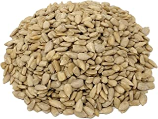 NUTS U.S. - Sunflower Kernels, Raw, A Rich Source of Protein, USA Grown and Packed in Resealable Bags!!! (4 LBS)