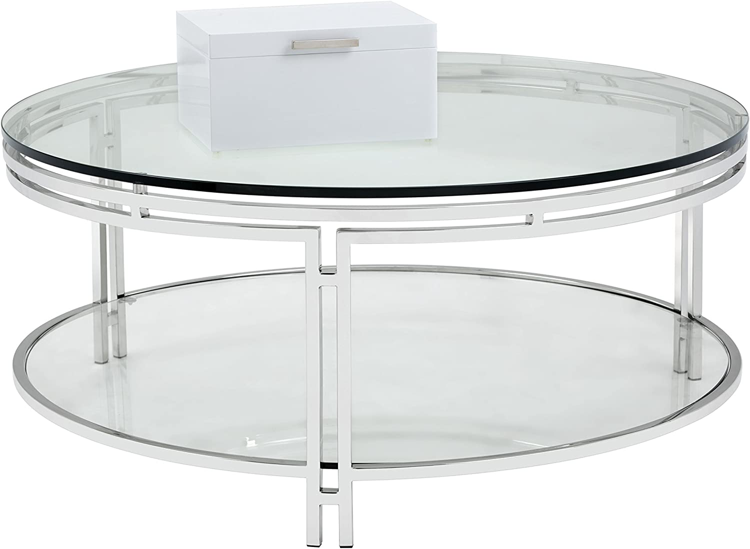 Sunpan Ikon Coffee Tables Max 53% Max 63% OFF OFF Stainless Steel