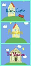 Storybook Collection: Windy Castle, Pancakes and The Museum - Great Picture Book For Kids