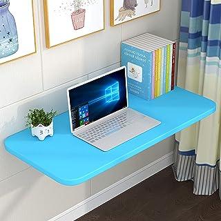 Tables de salle à manger Table pliante murale à abattant, table à manger de cuisine, bureau de poste de travail d'ordinate...