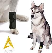 dog leg support brace