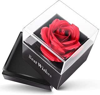 Mejor Rosa Eterna En Cristal de 2020 - Mejor valorados y revisados