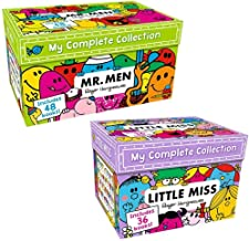 Best mr men and little miss books complete set Reviews