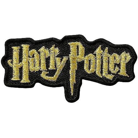 Mono Quick Harry Potter - Adhesivos para planchar, diseño de Harry Potter 14061 - Logo