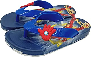 Stepup Store Slipper Iaon Man Flipflop for Kids (1.5 to 7 Years)