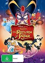 Aladdin The Return of Jafar | NON-USA Format | PAL | Region 4 Import - Australia