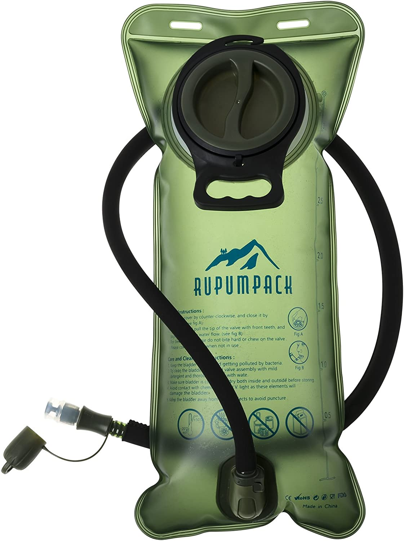 RUPUMPACK Water Bladder Max 90% OFF Hydration 3L-100o Pack 2L-70oz 2.5L-85oz All items in the store