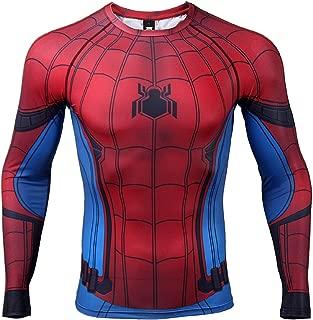 Best spiderman costume top Reviews