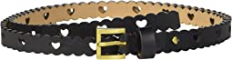 "13 mm. 1/2"" Heart Perf Belt"