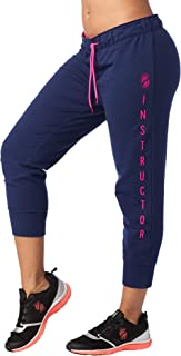 Strong Cropped Skinny Instructor Sweatpants, Blue Babe (XS)