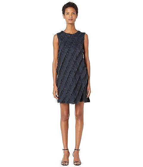 Sportmax Pinza Tulle Detail Dress
