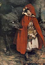 Posterazzi A Child's Book of Stories 1911 Little Red Riding Hood Poster Print by Jessie Willcox Smith (24 x 36)