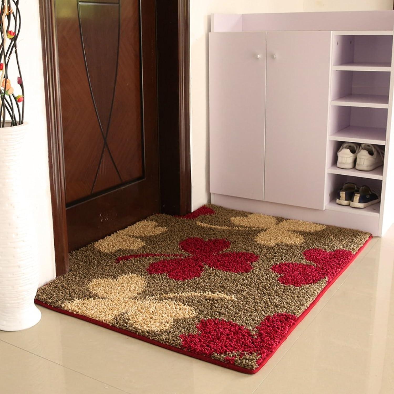 Door mat,Gate pad,Rug,Carpet,Doormat,Indoor mat,Doormat,Foot pad,Doormats,[foyer carpet]-I 60x90cm(24x35inch)