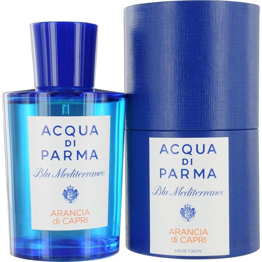 考えたバイバイ一般的なAcqua Di Parma - パルマACQUA DI CAPRI B.M ARANCIA 150V - 【並行輸入品】