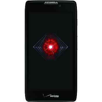 Motorola DROID RAZR HD, Black (Verizon Wireless)