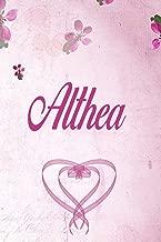 pink althea